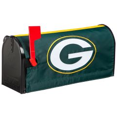Green Bay Packers Mailbox Cover