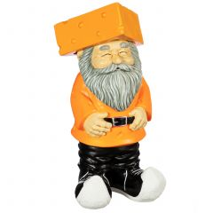 Packers Cheesehead® Garden Gnome