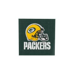 Green Bay Packers Luncheon Napkins