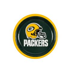 Green Bay Packers Luncheon Plates