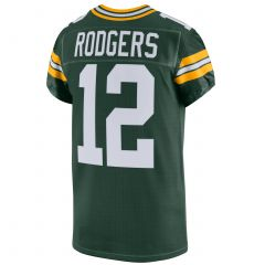 #12 Aaron Rodgers Home Elite Player Jersey