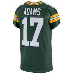 #17 Davante Adams Home Elite Player Jersey