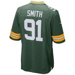 #91 Preston Smith Home Game Jersey