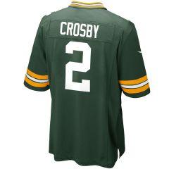 #2 Mason Crosby Home Game Jersey
