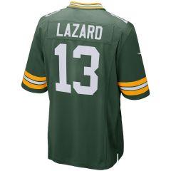 #13 Allen Lazard Home Game Jersey