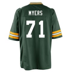 #71 Josh Myers Home Game Jersey