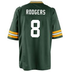#8 Amari Rodgers Home Game Jersey