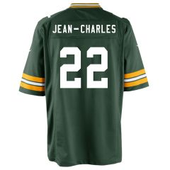 #22 Shemar Jean-Charles Home Game Jersey