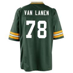 #78 Cole Van Lanen Home Game Jersey