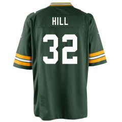 #32 Kylin Hill Home Game Jersey