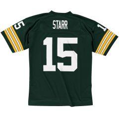 #15 Bart Starr 1969 Throwback Replica Jersey
