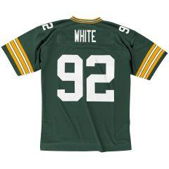 #92 Reggie White 1996 Throwback Replica Jersey