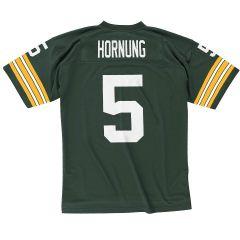 Packers Paul Hornung 1966 Throwback Replica Jersey