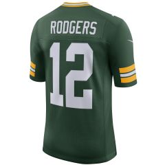 #12 Aaron Rodgers Home Limited Jersey