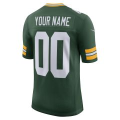 Packers Custom Home Limited Jersey