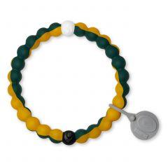 Green Bay Packers Lokai Beaded Bracelet