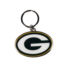 Packers G Logo Key Chain