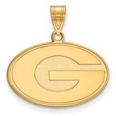 Packers G Logo Pendant - 14K
