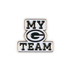 Packers My Team Pin