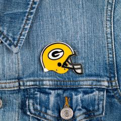 Packers Grande Helmet Pin