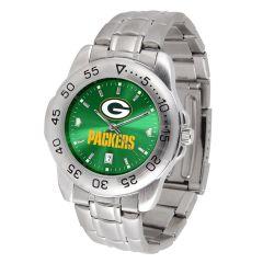 Packers Sport Steel Watch