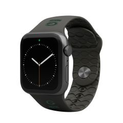 Packers Wide Apple Watch Band