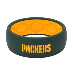 Packers Original Full Color Silicone Ring