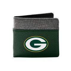 Packers Pebble Bi-Fold Wallet