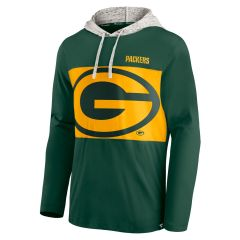 Packers Block Party Light-Weight Hooded Top