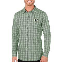 Packers Evolution Woven Shirt