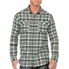 Packers Ease Flannel Shirt