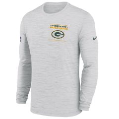 Packers Velocity Sideline Long Sleeved T-Shirt