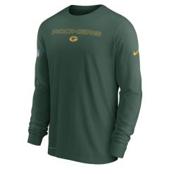 Packers Team Issue Long Sleeved T-Shirt