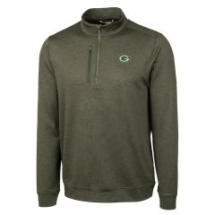 Packers Stealth 1/2 Zip Pullover