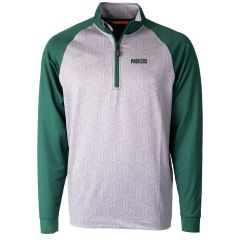 Packers All Star Printed 1/2 Zip Pullover