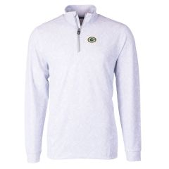 Packers Traverse Palm Print 1/2 Zip Pullover