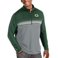 Packers Pace 1/4 Zip Pullover