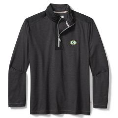 Packers On Deck 1/2  Zip Pullover