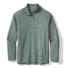 Packers Play Action 1/2 Zip Pullover