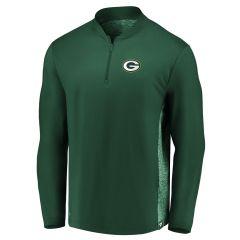 Packers Clutch Modern Collar 1/4 Zip