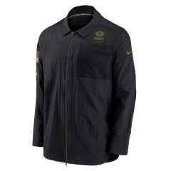 Packers Salute to Service Full Zip Jacket