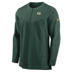 Packers 1/2 Zip Dry Top