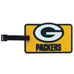 Green Bay Packers Soft Bag Tag