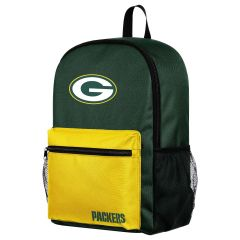 Packers Color-Blocked Backpack