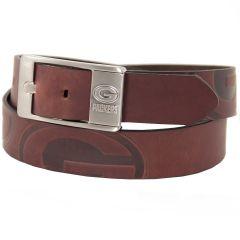Green Bay Packers Brandish Belt