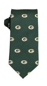 Packers Prep G Logo Tie