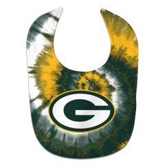 Packers Tie-Dye Bib