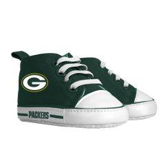 Packers High Top Style Pre-Walkers