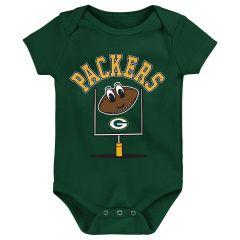 Packers Newborn Swish Bodysuit