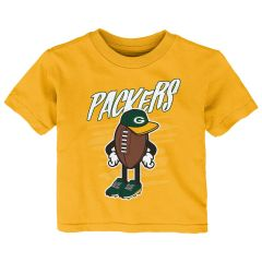 Packers Infant Football Dude T-Shirt